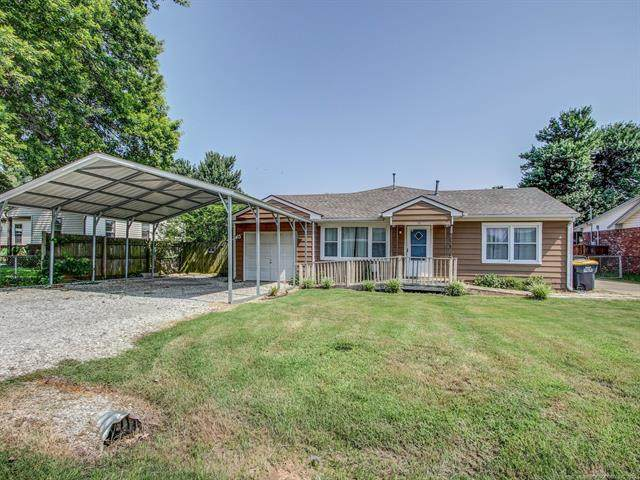 417 E Comanche Street, Jenks, OK 74037 (MLS #2124241) :: Hopper Group at RE/MAX Results