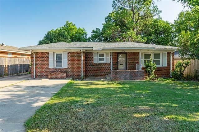 821 Mulberry Street, Ardmore, OK 73401 (MLS #2124290) :: 918HomeTeam - KW Realty Preferred