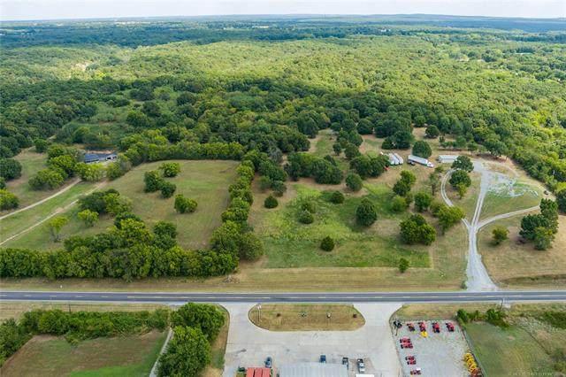 Hwy 82 Highway, Locust Grove, OK 74352 (MLS #2124305) :: Active Real Estate