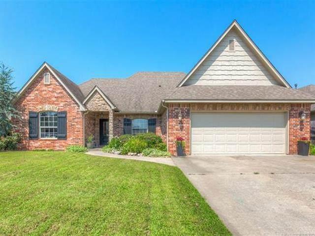 14644 S Toledo Avenue, Bixby, OK 74008 (MLS #2124626) :: 918HomeTeam - KW Realty Preferred