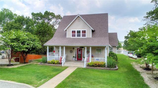 420639 E 1166, Eufaula, OK 74432 (MLS #2124815) :: Active Real Estate