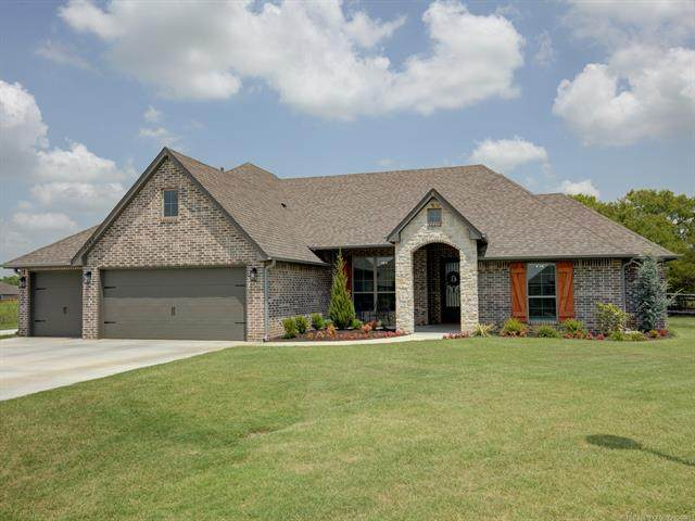 7145 E 137th Place N, Collinsville, OK 74021 (MLS #2125061) :: 918HomeTeam - KW Realty Preferred