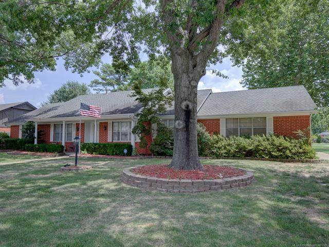 671 Meadowood Drive, Broken Arrow, OK 74011 (MLS #2125142) :: Active Real Estate