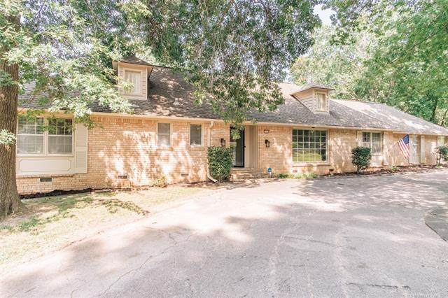 7254 S Quebec Avenue, Tulsa, OK 74136 (MLS #2125205) :: Active Real Estate