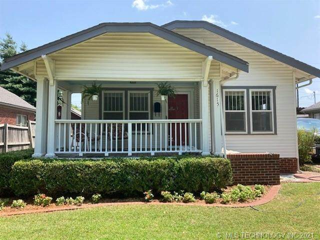 1615 S Gary Place, Tulsa, OK 74104 (MLS #2125308) :: Active Real Estate