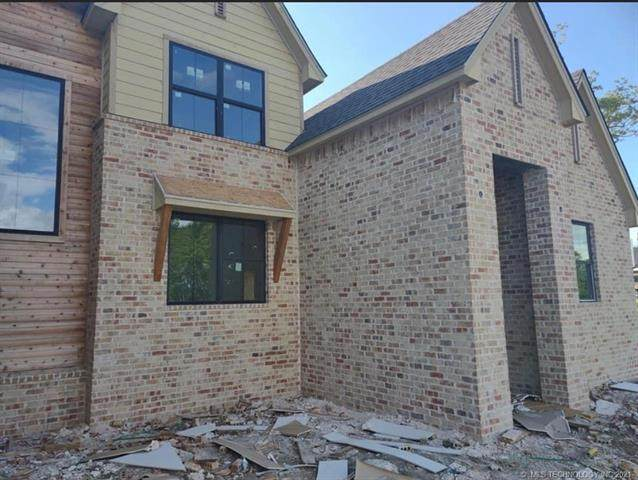 13646 S 28th Street East, Jenks, OK 74037 (MLS #2125335) :: Owasso Homes and Lifestyle
