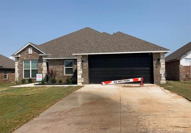 14747 S Lakewood Place S, Bixby, OK 74008 (MLS #2125692) :: Owasso Homes and Lifestyle