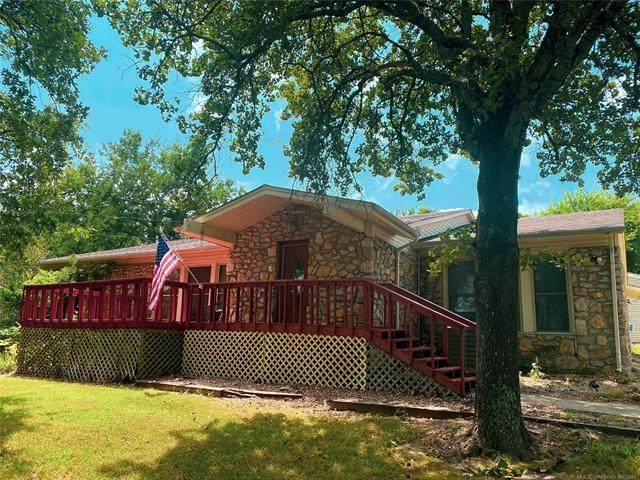 2468 E Cedar Lane, Cleveland, OK 74020 (MLS #2125868) :: Owasso Homes and Lifestyle