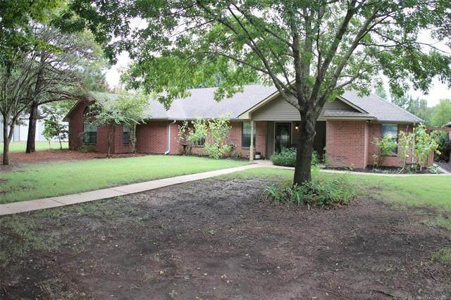 1205 Church, Silo, OK 74701 (MLS #2126079) :: Active Real Estate