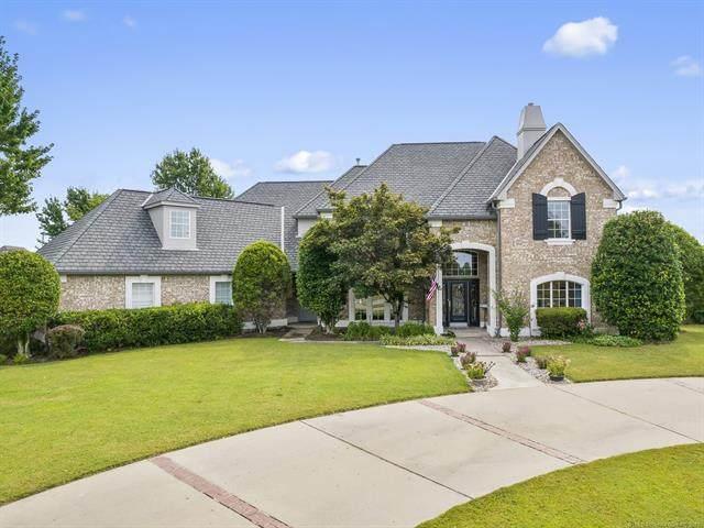 3301 S Aster Avenue, Broken Arrow, OK 74012 (MLS #2126526) :: Active Real Estate