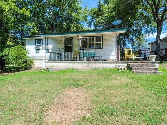 5026 E 422 Road, Adair, OK 74330 (MLS #2126613) :: Owasso Homes and Lifestyle
