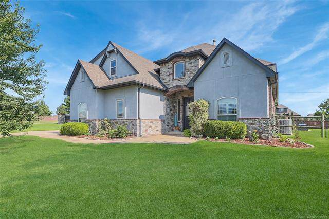6753 E 85th Street North, Owasso, OK 74055 (MLS #2126668) :: Hopper Group at RE/MAX Results