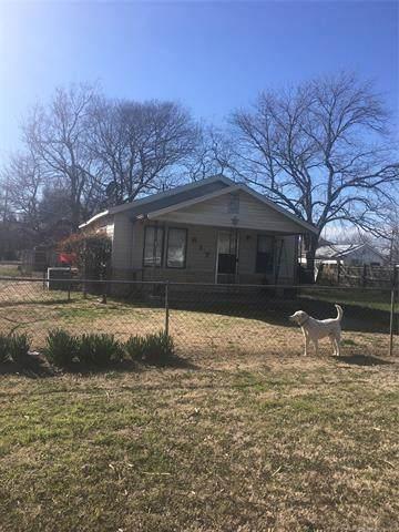 617 N Hickory Street, Ada, OK 74820 (MLS #2126767) :: Active Real Estate