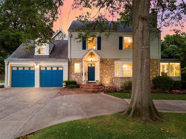 3727 S Utica Avenue, Tulsa, OK 74105 (MLS #2126985) :: 918HomeTeam - KW Realty Preferred