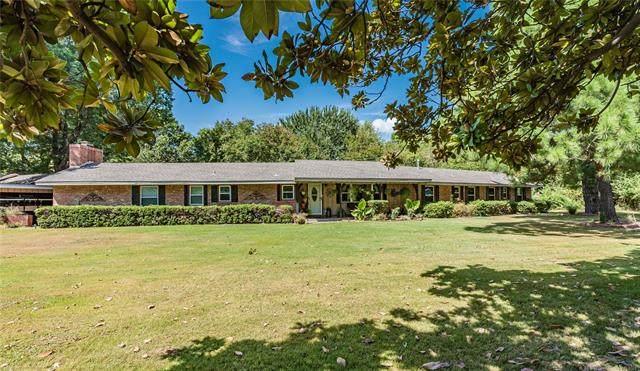 3508 Severs Street, Muskogee, OK 74403 (MLS #2127321) :: Active Real Estate