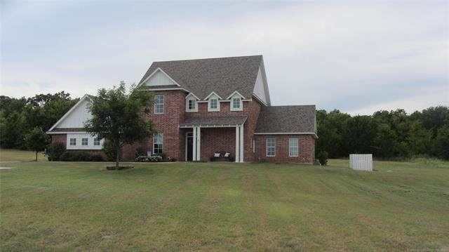 675 Chateau Bend, Ardmore, OK 73401 (MLS #2127368) :: Owasso Homes and Lifestyle