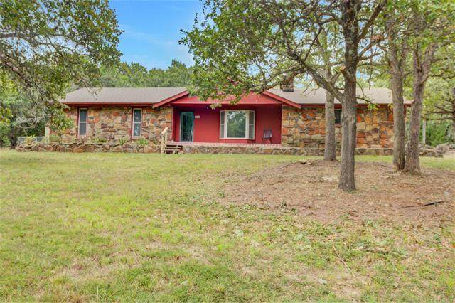 4612 New Prue Road, Prue, OK 74063 (MLS #2127399) :: Hopper Group at RE/MAX Results