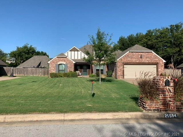 25594 Murphy Court, Claremore, OK 74019 (MLS #2127894) :: Owasso Homes and Lifestyle
