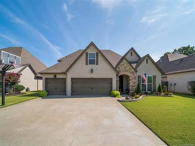 12509 S 71st East Avenue, Bixby, OK 74008 (MLS #2127895) :: Owasso Homes and Lifestyle