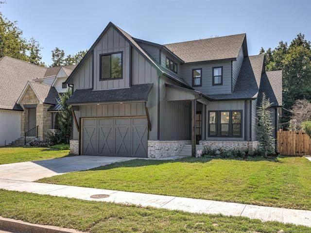1016 E 37th Street, Tulsa, OK 74105 (MLS #2127969) :: Hopper Group at RE/MAX Results