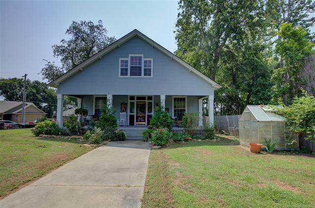 125 E Walnut Street, Fort Gibson, OK 74434 (MLS #2128438) :: Hopper Group at RE/MAX Results