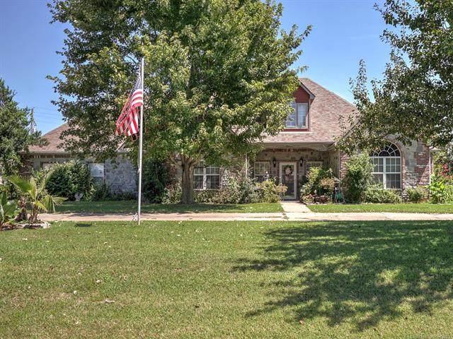 10251 S 217th East Avenue, Broken Arrow, OK 74014 (MLS #2128506) :: Active Real Estate