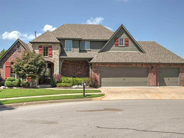 11352 S 75th East Avenue, Bixby, OK 74008 (MLS #2128628) :: Owasso Homes and Lifestyle