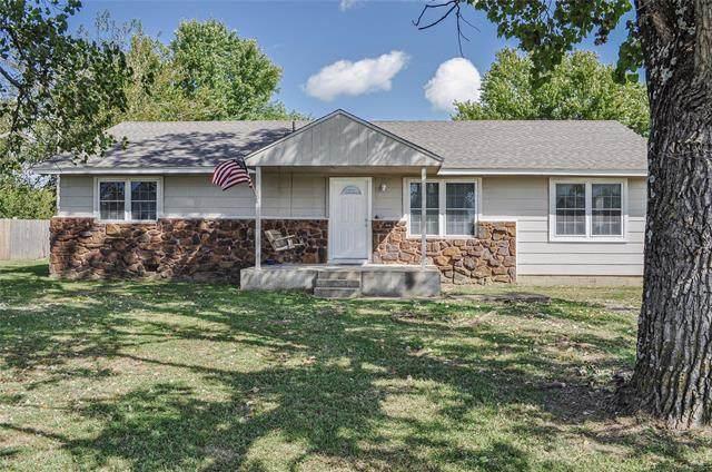 110 W Davis Field Road, Muskogee, OK 74401 (MLS #2128993) :: 918HomeTeam - KW Realty Preferred