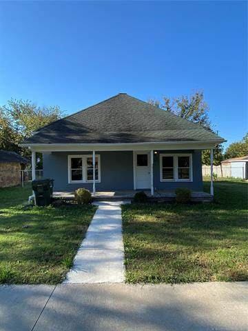313 E 1st Street, Claremore, OK 74017 (MLS #2129238) :: Hopper Group at RE/MAX Results