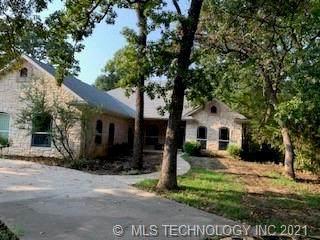 6728 Oak Ridge Court, Kingston, OK 73439 (MLS #2129287) :: Hopper Group at RE/MAX Results