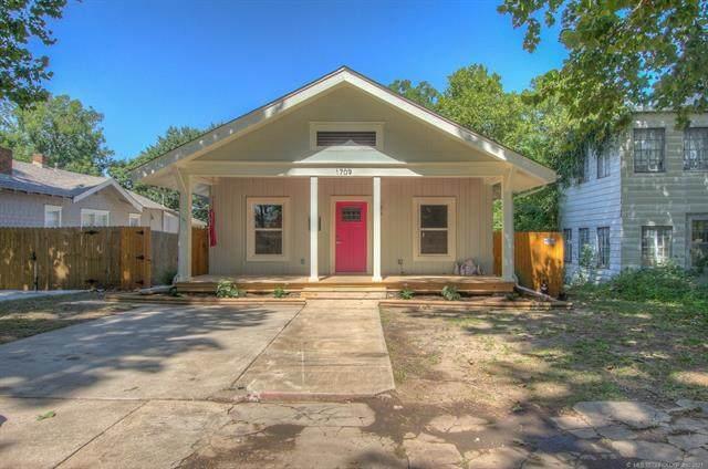 1709 W Easton Place, Tulsa, OK 74127 (MLS #2129585) :: 918HomeTeam - KW Realty Preferred