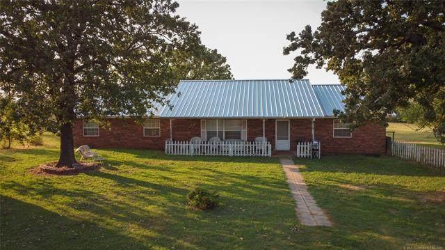 1493 Applegate, Wilson, OK 73463 (MLS #2130878) :: Owasso Homes and Lifestyle