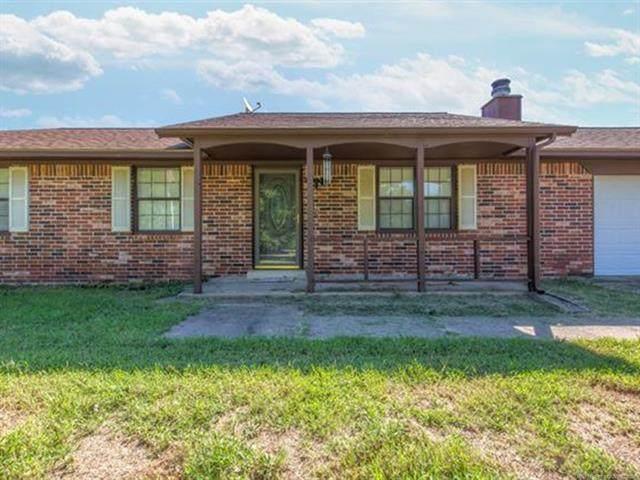 17775 S Cedar Avenue, Claremore, OK 74017 (MLS #2130949) :: 918HomeTeam - KW Realty Preferred