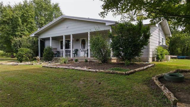 19319 S 580, Tahlequah, OK 74960 (MLS #2131009) :: Owasso Homes and Lifestyle