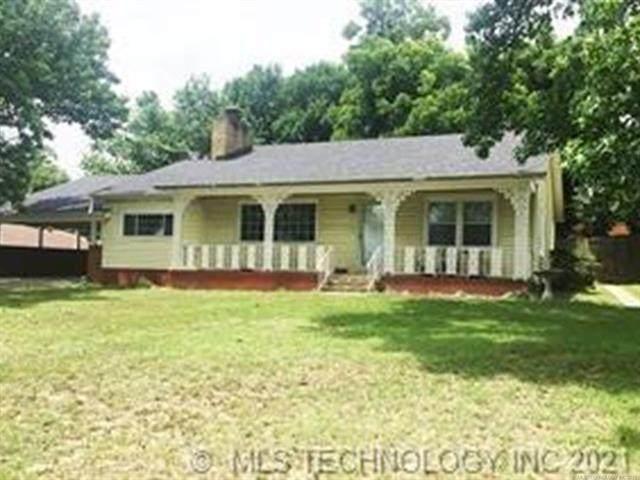 361 Hillside Drive, Bartlesville, OK 74006 (MLS #2131029) :: Active Real Estate