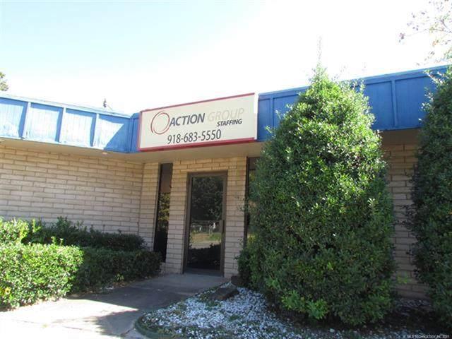416 Eastside Boulevard, Muskogee, OK 74403 (MLS #2131131) :: 918HomeTeam - KW Realty Preferred
