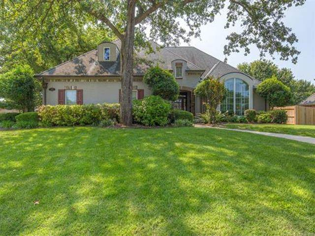 4810 E 113th Place, Tulsa, OK 74137 (MLS #2131177) :: Owasso Homes and Lifestyle