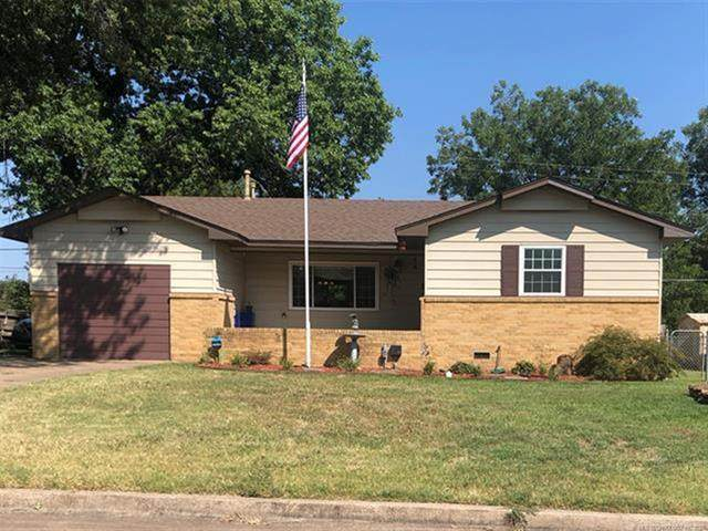 305 N 7th Avenue, Cleveland, OK 74020 (MLS #2131325) :: Owasso Homes and Lifestyle