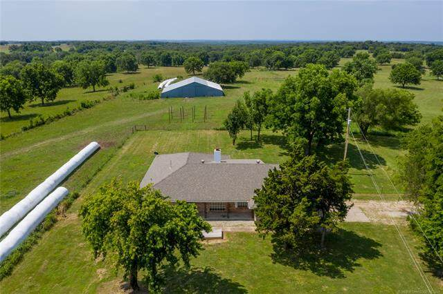 371141 Hwy 62, Castle, OK 74833 (MLS #2131347) :: Hopper Group at RE/MAX Results