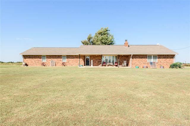 770791 S 3510, Cushing, OK 74023 (MLS #2131431) :: Active Real Estate
