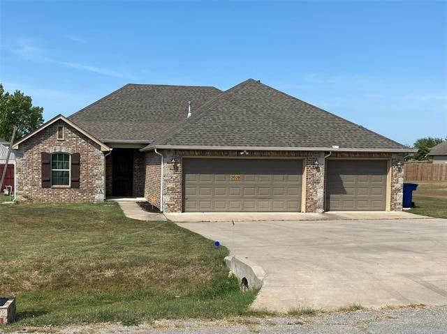 3609 W Forest Street, Skiatook, OK 74070 (MLS #2131610) :: Hopper Group at RE/MAX Results