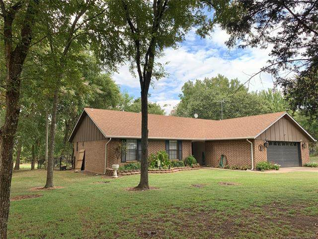 7130 Live Oak Drive, Kingston, OK 73439 (MLS #2131681) :: Active Real Estate