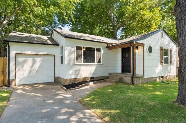 263 E 46th Street, Tulsa, OK 74105 (MLS #2131771) :: Active Real Estate
