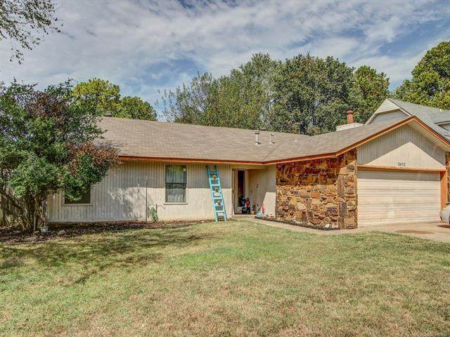 3412 S 148th East Place, Tulsa, OK 74134 (MLS #2131832) :: Owasso Homes and Lifestyle