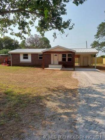 28352 Buchanan Circle, Leon, OK 73441 (MLS #2131892) :: 918HomeTeam - KW Realty Preferred