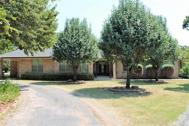 3424 Meridian Road, Ardmore, OK 73401 (MLS #2132140) :: Owasso Homes and Lifestyle