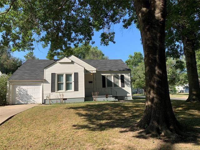 1624 Houston Street S, Muskogee, OK 74403 (MLS #2132153) :: Owasso Homes and Lifestyle