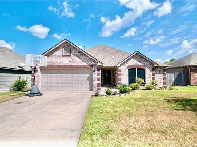 11915 S 268th East Avenue, Coweta, OK 74429 (MLS #2132246) :: Active Real Estate