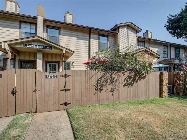 6372 S 80th East Avenue 43D, Tulsa, OK 74133 (#2132370) :: Homes By Lainie Real Estate Group