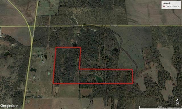 N 4010 Road, Ramona, OK 74061 (MLS #2132433) :: Active Real Estate